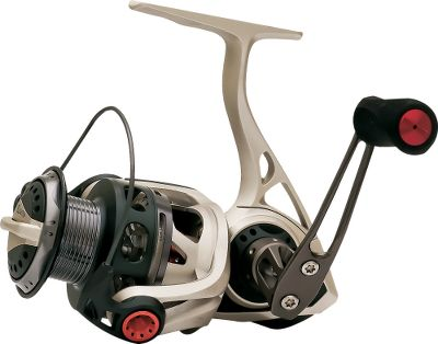 Fishing These featherweights are among the lightest spinning reels available. Their light weight is only one of their many strengths they cast effortlessly, retrieve smoothly and are extra durable for years of hard use and hard-running fish. Metal where it counts. C4LF utilizes long strands of carbon aligned in a much stronger matrix resulting in a rotor design thats 2.6 times stronger than normal composites and 80% lighter than normal rotors. Metal Where it Matters Thats the thinking behind the exoskeletal hybrid construction. It combines an extra-rigid aluminum alloy in load-bearing areas with a lightweight composite that reduces weight in noncritical locations by 50%. This allows Quantum to build the lightest possible frame with absolutely no sacrifice in strength. In fact, its 38% stronger than magnesium and six times stronger than a graphite-composite frame. - $99.88
