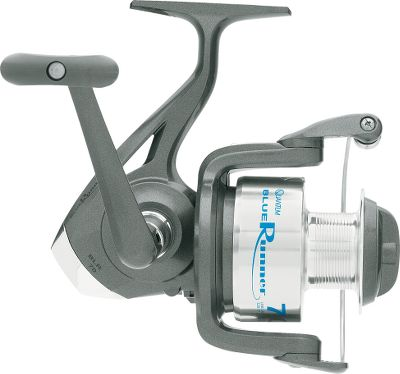 Fishing A durable saltwater performer with a power-tuned gear ratio. Smooth ball-bearing drive system for fluid casts and retrieves. Multistop anti-reverse ensures hard-hitting hooksets with no backplay. Corrosion-blocking components deliver lasting wear resistance. Saltwater-resistant anodized spool and stainless steel bail wire. Color: Blue. - $27.99