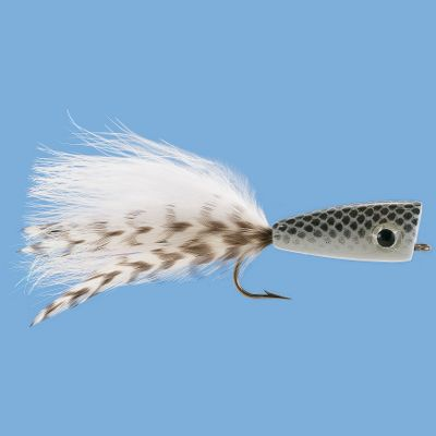 Flyfishing Target inshore game fish with this versatile pattern. Per each. Size: 3/0. Colors: (007)White, (102)Green/Yellow. Color: Green/Yellow. Type: Saltwater Flies. - $5.99