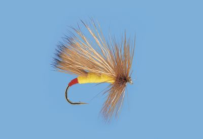 Flyfishing Match the yellow stonefly hatch or fish as a versatile attractor pattern. Imported. Per 2. Sizes: 12, 14. Color: Yellow. - $5.49
