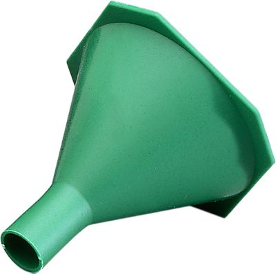 This improved plastic funnel features a specially designed drop tube to avoid any messy powder spills around case mouths, a non-stick, anti-static surface, plus a square lip to keep the funnel from rolling around. Type: Funnels/Weights. - $7.99
