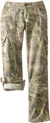 Hunting These 100% cotton twill scout pants with rollable cuffs and two back flap pockets are perfect for cool spring mornings and warm afternoons. Imported. Even sizes: 4-16. Camo pattern: Realtree MAX-1 . - $19.88