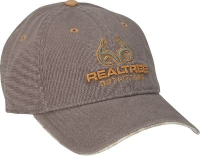 Hunting Sporting a two-tone color scheme with Realtree camo underlay, this comfortable cap exudes outdoor attitude. Garment-washed for a pleasing, broken-in look and feel, it sports raised embroidery. Slide-adjustable backstrap. One size fits most. Imported.Colors: Olive/Brown, Olive/Copper, Texas Orange. - $14.99