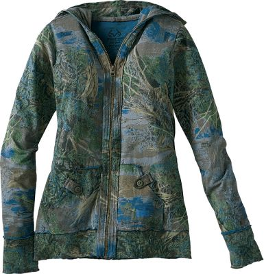 Hunting A cozy full-zip hoodie thats ideal for lounging and warding off slight chills. Its crafted of 100% cotton jersey and garment-dyed for colorfastness. Two front handwarmer pockets. Machine washable. Imported. Sizes: S-XL. Colors: Blue Moon, Realtree MAX-1. Size: MEDIUM. Color: Max-1. Gender: Female. Age Group: Adult. Material: Cotton. Type: Hoodies. - $15.88