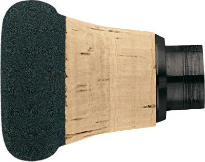 Fishing This fighting butt has cork on the EVA foam for durability and good looks. It's great for 7-10 weight rods. - $13.29