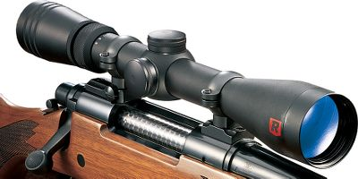 Hunting Made in Oregon using state-of-the-art design, manufacturing, assembly and testing techniques. The result is superior optical and mechanical performance few rivals can match. The Illuminator Lens System combines premium lenses with cutting-edge coatings to deliver best-in-class light transmission in the critical blue wavelengths of the spectrum common in low light when game is most active. For long-range precision, choose the Accu-Range reticle. It provides accurate hold points out to 500 yards with matchless simplicity and deadly accuracy. Meticulous attention to detail generates the consistent repeatability and reliability of the Accutrac adjustment system. It offers 1/4-MOA finger-click adjustments. A painstaking design effort resulted in Redfields-exclusive Rapid Target Acquisition to help you avoid missed opportunities by quickly finding the target in the scope shot after shot. Each is tested under conditions that render competitors useless so you can be confident that your Redfield scope is absolutely waterproof, fogproof and shockproof. And like all Redfield scopes, Revolution riflescopes come with the Redfield No Excuses Lifetime Warranty. Color: Blue. Type: Riflescopes. - $199.99