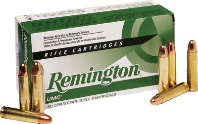 Hunting The .30-caliber carbine is a pleasure to shoot, and this great price on ammo will make shooting yours all the more enjoyable. UMC ammo is made with quality components and delivers great performance at an affordable price. Loaded with 110-grain FMJ bullets. Available: 250 rounds of 110-gr. FMJ and one Dry-Storage Box 500 rounds of 110-gr. FMJ and one Dry-Storage Box 1,000 rounds of 110-gr. FMJ and two Dry-Storage Boxes Bullet Weight: 110 Grain. Number of Rounds: 200. Type: Centerfire Rifle Ammunition. No. of Dry- Boxes: 1. Caliber: .30 Carbine. Bullet Type: FMJ. Cal/Gaug 30carb 110gr Mc200bx. - $154.99