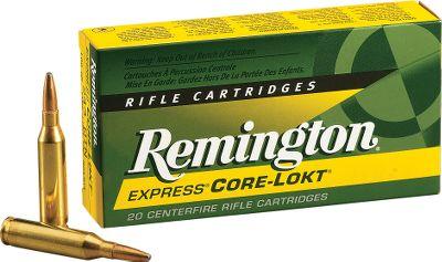 Hunting Remington's Core-Lokt bullets have been putting game on the table for decades. That's why they're still a top choice of hunters everywhere. With tapered copper jackets locked into solid lead cores, they promote controlled expansion and optimal weight retention for consistent on-game performance. Loaded with 100-grain pointed soft-point Core-Lokt bullets, this ammo is ideal for deer-sized game. Receive a new Dry-Storage Box when you buy bulk, a $14.99 value. - $99.99