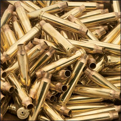 Hunting Remington Bulk Rifle Brass is great for building custom loads that shoot as well as factory ammunition. Drawn brass ensures durability and consistency to last through many reloading sequences. Unprimed rifle brass is available in a wide variety of calibers to fit your needs. Per 100. - $33.99