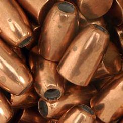 Remington ammunition has long been the choice of avid hunters and competitive shooters. Now you can stock up on Remington's top-quality bullets and save money when you take advantage of these bulk-pricing offers. Per 100. Jacketed Hollow Points offer all the performance of a jacketed round, plus the expansion of a hollow point. Hollow Point creates excellent expansion. Full Metal Jacket maximum penetration. Type: Handgun Bullets. - $15.99