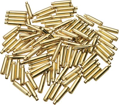 Hunting Great for building custom loads that shoot as well as factory ammunition. Drawn brass ensures durability and consistency to last through many reloading sequences. Available in a wide variety of calibers to fit your needs. Per 500. - $169.99