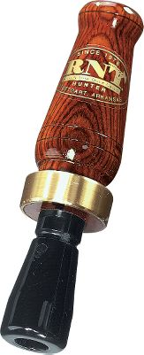 Hunting This single-reed call is a great entry-level call. It boasts a hand-selected cocobolo wood barrel with a hand-tuned, molded-polymer insert. Type: Single Reed. - $29.88