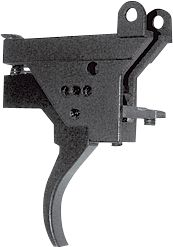 Hunting Fully adjustable replacement triggers. CNC-machined housings. A-2 tool steel levers. All fit right- and left-hand guns and accommodate factory safeties (unless specified). Drop-in installation. No gunsmithing required. New K Kit Trigger has all necessary parts to replace right-hand X-Mark Pro series triggers in Remington 700 rifles. This particular trigger does not fit post 2006, Remington model 700 rifles. Photo may not depict product. Type: Trigger. - $99.99