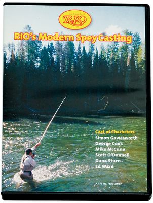 Flyfishing The most comprehensive video on spey casting techniques. Gives clear, concise instruction from the basics to top tips for advanced casters, as well as sinking-line methods, single-hand techniques and saltwater spey casting. 240 minutes. Color: Clear. - $49.95
