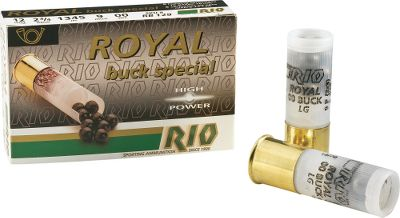 Hunting Buy 2-3/4 00 buckshot in bulk and save big! This is a traditional, reliable 00-buck load with many uses, from deer and varmint hunting to tactical competitions and home defense. Top-quality components, including a shot-cushioning wad, push the nine-pellet load from the muzzle at a blazing 1,345 fps. Smooth-cycling semi-clear plastic hulls. Per 200. Type: Lead. - $149.99