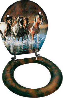"Entertainment The perfect gift for the equestrian lover. The Rush Hour artwork, by renowned artist Victoria Wilson-Schultz, is shown on top and inside the lid. Imported.Dimensions: 15-1/2""L x 13-1/2""W. - $39.88"
