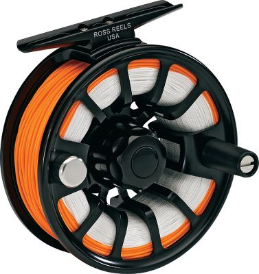 Flyfishing Collect Extra Evolution LT Spools and expand your fish-catching potential with an arsenal of ready-to-fish lines. The one-piece, large-arbor spool is CNC-machined of a proprietary 6061-T6 aluminum alloy for high-impact durability and all-conditions corrosion resistance. Stainless steel spindle. Spool only, shown with reel. Made in USA. Color: Black. Color: Black. Type: Freshwater Spare Spools. - $109.88
