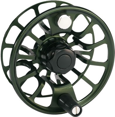 Flyfishing Collect Extra Evolution LT Spools and expand your fish-catching potential with an arsenal of ready-to-fish lines. The one-piece, large-arbor spool is CNC-machined of a proprietary 6061-T6 aluminum alloy for high-impact durability and all-conditions corrosion resistance. Made in USA. Color: Green. Color: Green. - $165.00