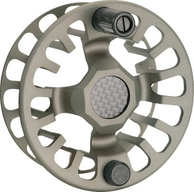 Flyfishing Inspired by the braking systems on Formula 1 race cars, Ross F1 fly reels integrate durable, heat-resistant carbon fiber and stainless steel into a drag mechanism with eight independent contact points, creating the smoothest and most dependable drag system available. This strong and lightweight one-piece replacement spool is fully machined from 6061-T6 proprietary aluminum alloy. Manufacturers lifetime warranty. Made in USA. - $169.88