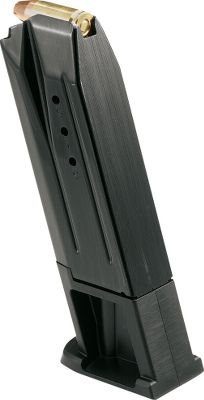 Extra magazines for your Ruger semiautomatic pistol direct from the manufacturer. Made of blued steel, theyre sturdy, reliable and built to the exacting specifications of your guns maker. Color: Blued. Type: Handgun Magazines & Speed Loaders. - $24.99