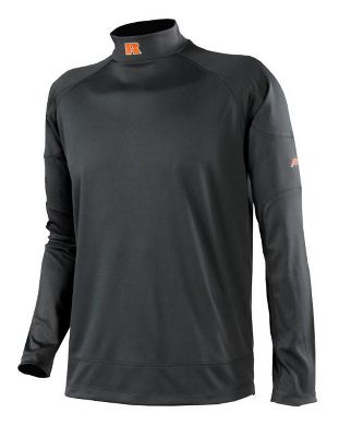 Hunting Maximize your comfort in cold to warm weather with this lightweight base layer top. Dri-Power moisture-wicking technology transfers moisture to the outer surface of the fabric and into the air, keeping you drier and warmer during physical activity no more chills when you get to your stand or blind. Scent-Stop uses leading-edge antimicrobial technology to reduce the spread of human scent from the skin to clothing. Crew neck and long sleeves with a snug fit. Flat-seam construction for added comfort. 4.2-oz. 100% polyester. Imported. These tops have a crewneck, not a mockneck.Sizes: S-3XL.Color/camo patterns: Black, Mossy Oak Brush, Kings Mountain Shadow, Realtree AP. - $15.88