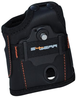 Hunting Neoprene case protects your Leupold rangefinder from abuse and has a quick-detach adapter for wear on the Sidewinder EVO retractable tether system (sold separately). Imported. - $14.88