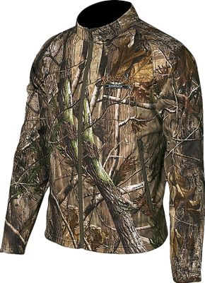 Hunting Your best ally in excessive heat and humidity. ScentLoks ultralight Savanna Jacket is 25% lighter than previous versions and every bit as effective at making you disappear from the eyes, ears and noses of game. The removal of multiple layers allows excellent moisture management, while giving you the high-level scent adsorption you expect from ScentLok hunting apparel. Cut full for easy movement. Extra-high collar to block breezes and contain your scent. Welt pockets provide ample storage for hunting necessities. Full-zip front. 100% Polyester. Imported. Sizes: M-2XL. Camo patterns: Realtree AP,Realtree XTRA. Size: Large. Color: Realtree Xtra. Gender: Male. Age Group: Adult. Pattern: Camo. Material: Polyester. - $99.99