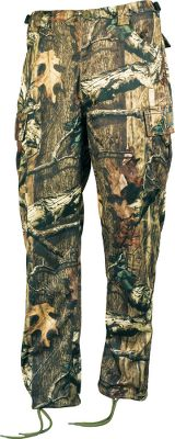 Hunting Scent-controlling, athletic-cut Mens Savannah Vigilante Pants by ScentLok move with the active hunter. Six-pocket design for carrying essentials. Drawcord legs lock in odors. Adjustable waist offers a custom fit. Made of 100% polyester. Imported. Inseam: 32. Sizes: M-2XL. Camo patterns:Realtree MAX-1, Mossy Oak Break-Up Infinity, Realtree XTRA. Size: 2XL. Color: Realtree Xtra. Gender: Male. Age Group: Adult. Material: Polyester. - $98.88