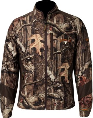 Hunting This Scent-Lok Full Season Bowhunter Jacket with a polyester fleece lining is ideal for long sits in the tree or stalking on the ground. Featuring Scent-Loks breakthrough Carbon Alloy technology which improves odor absorption by up to 300% over standard carbon alone. Water-resistant shell repels light moisture. Fleece-tipped and tapered collar reduces neck chafing. Hidden chest pocket and zippered lower pockets. Convenient safety-harness access opening on the back. Imported.Sizes: M-2XL.Camo patterns: Mossy Oak Break-Up Infinity, Realtree XTRA. Type: Jackets. Size: X-Large. Camo Pattern: Mossy Oak Break-Up Infinity. Size Xl. Color Mo Break-Up Infinity. - $89.99