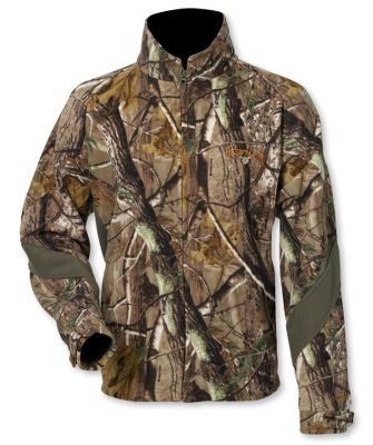Hunting Timberfleece 360 is a soft, quiet, windproof performance fleece fabric that provides excellent 360 scent control. It uses Scent-Loks fleece with scent-adsorbing carbon fused between two layers of fleece for ultimate comfort. This jacket is light enough for early-season hunts, but will still block out the chill when the weather turns colder. Full cut for comfort and performance. Two side-zippered pockets for essential gear. Full front zipper and extra-high collar for ultimate scent protection. Imported. Sizes: M-3XL. Camo patterns: Realtree AP, Vertigo Grey. - $67.88