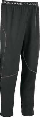 Hunting The addition of ClimaFleece fabric to these midweight pants increases heat retention for late-season hunts. Carbon Alloy technology fights odor-causing bacteria, reducing odor. These pants have side gussets for ease of movement. Flatlock seams wont rub or chafe. Imported.Sizes: M-2XL.Camo pattern/Color: Black,Mossy Oak Break-Up Infinity. Type: Base Layer Bottoms. Size: 2 X-Large. Color: Black. Camo Pattern: BLACK. Size 2xl. Color Black. - $19.88