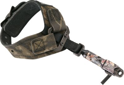 Hunting A hybrid strap, angled trigger and proprietary finishing process make this release the next evolution of proven Scott performance. The strap has a release locking band, dual adjustments and foldaway design for low-profile use. The angled trigger maximizes draw length and comfort. Its smooth, proprietary finish and tooling process creates a uniform jaw radius and minimizes friction. Ultraquiet trigger stop wont spook game. Scott Archery Cant Beat It Guarantee. Fits right or left hand. Made in USA. Type: Wrist Strap. - $89.88