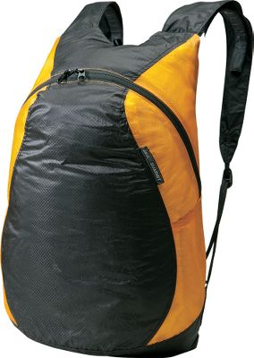 Camp and Hike Small enough to fit in jacket pockets, purses or luggage, this lightweight Sea to Summit Ultra Sil Day Pack acts as an extra traveling bag. Reinforced stitching and siliconized Cordura-nylon construction for exceptional strength and long-lasting durability. Two-way zipper closure. Imported. Color: Assorted colors. Color: Assorted. - $32.95
