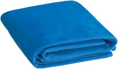 "Camp and Hike No more hassles drying out your towels while camping or hunting. Use the Dry Lite super-soft, ultra-suede microfiber towel. Remarkably absorbent and fast drying. Assorted colors. Machine washable. Imported.Available:Medium (20""x40"")Large (24""x48"")X-Large (30""x60"") - $19.88"