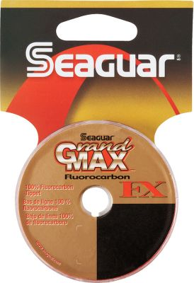Fishing This latest Seaguar innovation features the original high-performance tippet material in a virtually invisible, ultrasoft, high-impact fluorocarbon design that fish won't know is there until it's too late. Comes in a 25-yard spool. Size: 7X. Type: Freshwater Tippets. - $13.88