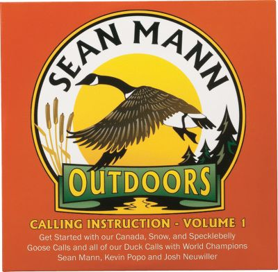 Hunting This one CD teaches you how to use all the calls in the Sean Mann line from the Eastern Shoreman to the Express Duck Calls. 70 minutes of lessons from one of the best. Type: Waterfowl CDs. - $9.99