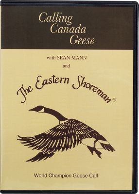 Hunting Produced by Sean Mann, this DVD contains a step-by-step visual approach to goose calling from your first tones to finishing birds right in front of the blind. You'll learn the greeting, the feeding call, the comeback, contented clucks and more - all to help you lure Canada geese in close. DVD. 30 min. Type: DVD. - $9.88