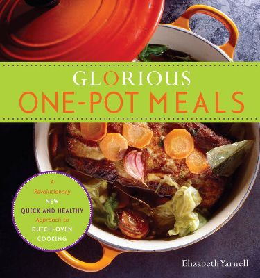 Cook fast, easy, adaptable meals the one-pot way! These Dutch-oven meals are layered, never stirred: Ingredients maintain their integrity as they are infused with flavor. Recipes include such classics as all-American pot roast, chicken cacciatore, eggplant parmesan, hearty polenta with sausage and macaroni and cheese, as well as more-exotic, but equally quick and easy fare like eggplant with garlic sauce, Indian red curry chicken, penne puttanesca with shrimp, sweet and spicy tofu and sesame soy salmon. 223 pages. Paperback. - $17.95