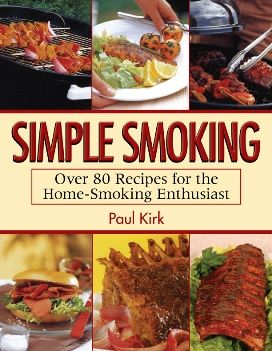 Featuring over 80 recipes with easy-to-read instructions, Simple Smoking teaches you new and old-fashioned techniques for smoking. Also includes important tips on how to make your own marinades and rubs. 112 pages. Softcover. - $12.95