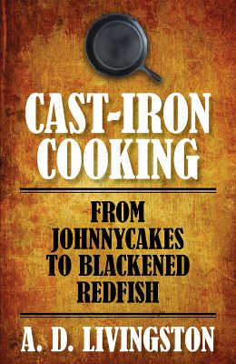 A back-to-basics cookbook dedicated to classic cast-iron cookware. Complete with directions on seasoning and care, this entertaining read features more than 75 cast-iron-specific recipes and more than enough entertaining stories and good humor to go around. 160 pages. Softcover. - $14.95