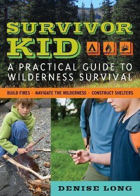 From bug bites to frostbite, this info-packed activity book offers important survival advice to kids and peace of mind to caregivers. Compiled by a search-and-rescue professional, this easy-reading guide focuses on danger prevention, and includes practice projects such as firestarting with a reflective surface, casting and identifying animal tracks and treasure hunts to test navigational aptitude. 240 pages. Softcover. - $12.95