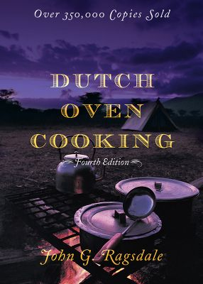 Contains more than 100 delicious Dutch-oven recipes, including goulash, gingerbread, fish and farm biscuits. The author, an experienced Boy Scout leader and outdoorsman, also provides helpful tips on using and cleaning Dutch Ovens. 112 pages. Softbound. Type: Books. - $8.95