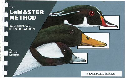 Hunting The Waterfowl Identification Book features 25 drawings and 400 color photos. Spend some time studying this text and learn the LeMaster method to identify any waterfowl species that flies past. 75 pages. Paperback. Type: Books. Title Waterfowl Id Book. - $10.95