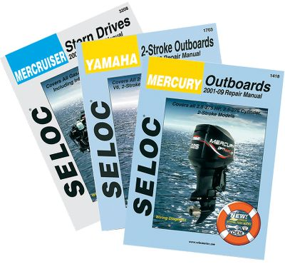 Motorsports Detailed, up-to-date service information for outboard motors and stern drives. Geared for novices and experts alike. SELOC Online Do-it-Yourself CD is a three-year online subscription to the engine manual of choice. Available:Evinrude/Johnson, Outboard 3-4 Cylinder, 1958-72 - $13.88