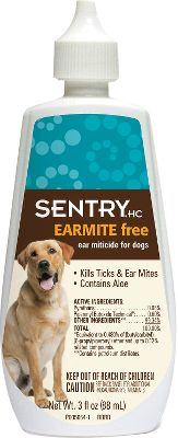 Hunting Purchase affordable medication without an expensive visit to the veterinarian. Products treat a variety of different conditions quickly and cost-effectively. Available: Anti-Diarrhea Pleasant-tasting, fast-acting liquid alleviates upset stomachs. Size: 4 oz. Earmite Free Eliminates mites and ticks from your dogs ears. Also relieves itching. Size: 3 oz. Medicated Shampoo Soap-free shampoo uses tea tree oil to relieve itching and flaking while also eliminating excess oil from your dogs coat. Size: 18 oz. Sterile Eye Wash Mild, painless formula flushes away eye irritants; soothes and moisturizes dry eyes. Size: 4 oz. 2-in-1 Ear Cleaner Cleans dirt, wax and damaged tissue from ears; eliminates head shaking and ear scratching. Easy-application nozzle included. Size: 4 oz. Type: Pet Health. - $4.99