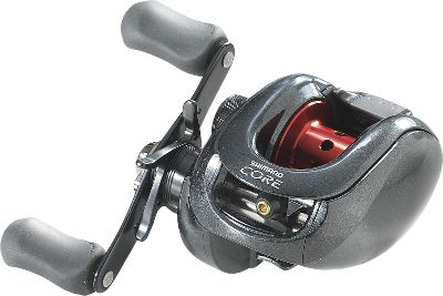 Fishing Light and reliable. Thats the thought behind all the features built into the Core 100MG Casting Reel. The frame and sideplates are made of ultralightweight magnesium while the Magnumlite spool design is A7075 aluminum. Variable Braking System for greater casting control. The drive gear is made of aluminum. Even the cold-forged aluminum handle shank has been drilled to lighten it up. The cold-forged star drag controls the Dartainium Drag system with a click drag adjustment. Recessed reel foot and minimal thumbrest design gives a low profile to the rod handle. All bearings are shielded S A-RB including an A-RB roller bearing. Aluminum, rubber-shielded cast-control knob, High-Efficiency Gearing, Super Stopper and Super Free all help control the cast while minimizing backlash. Taperd Ti levelwind insert prevents damage to lines while guiding it evenly onto the spool. Septon paddle-style handle grips. The 100MGFV is designed for flipping and pitching. It incorporates Instagage II, which utilizes a one-piece thumb bar to put the reel into gear without having to turn the handle and provides easy access to the spool for line control. This feature allows anglers to keep their casting hand in constant contact with the reel and rod, increasing their ability to detect bites on the lures initial fall. Type: Casting Reels. - $264.88