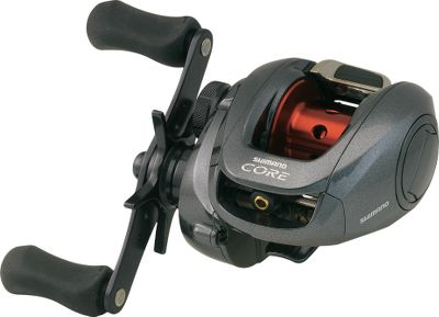 Fishing Designed for light-line finesse fishing. The Core Mg7 features the smallest profile ever on a Shimano reel. Ultralightweight magnesium fame and handle-side sideplate and graphite nonhandle-side sideplate. A7075 aluminum spool construction for reduced weight. Fast high-efficiency gearing and variable brake system. Smooth Dartainium Drag. Click drag adjustment. Weight (oz.): 5.5. Type: Casting Reels. Reel Model: CORE50MG7. Line Capacity (yds./lb. test): 85/12. Gear Ratio: 7.0:1. Bearings: 7+1. Reel Core50mg7. - $279.88