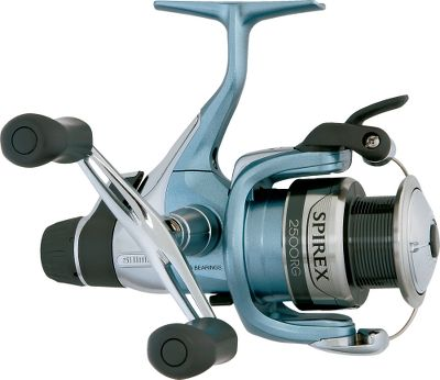 Fishing The Spirex blasts one-handed casts with the Quick Fire II trigger system. The Propulsion Line Management System keeps your line smooth thanks to the spool lip, Power Roller III and S-Arm Cam. Anti-reverse roller bearing eliminates backplay. A Varispeed oval oscillation gear delivers consistent spool speed and even line lay. Lightweight graphite frame, sideplate and rotor. Cold-forged aluminum spool. Easy-to-access, dependable, smooth rear drag. Type: Spinning Reels. - $59.99
