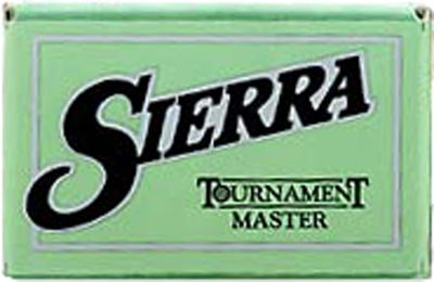Hunting Sierra's strict adherence to quality standards, including a requirement for three times more dimensional and structural quality control, results in extremely high uniformity - and therefore, uniform performance - in all its finished bullets. Per 100. GameKing Bullets are designed for hunting at long ranges where their boat-tail design brings ballistic advantages for an extra measure of performance. The streamlined tapered base greatly reduces drag for higher retained velocity, greater striking energy, flatter trajectory and less wind drift. MatchKing Bullets are boat tailed and have hollow points for maximum down-range aerodynamics. Pro-Hunter Bullets feature a flat-base design and custom tapered jacket that helps assure maximum expansion, optimum weight retention and deep penetration. Varminter Bullets meet the extreme demands of exceptional accuracy with light construction for explosive expansion and minimum ricocheting as well as high velocities and flat trajectories. Per 100. Type: Rifle Bullets. - $29.99