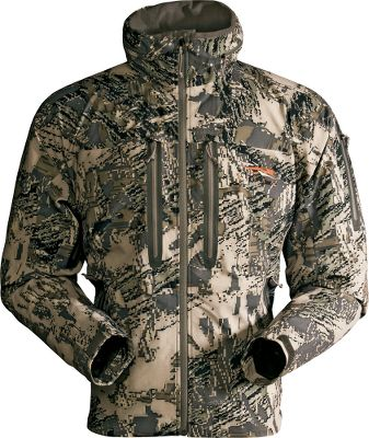 Hunting Sitka is committed to using the best technology, fabrics, designs and construction to create hunting gear that outperforms mere clothing. Its not just something you wear. This is a performance-driven system specifically created to be hunter-friendly. If there is a technology available to make a product better, Sitka will test it and incorporate it into the design. Your gear can make or break a hunt and plays a large part in defining the experience. Sitka gear will do its part to define it as a success. Cloudburst Jacket has GORE-TEX PacLite fabric with a durable water-repellent finish, microtaped seams, and watertight zippers to block precipitation. Imported. Sizes: M-2XL. Camo pattern: OptiFade Concealment Open Country. Size: MEDIUM. Color: Optifade Open Cntry. Gender: Male. Age Group: Adult. Pattern: Camo. Type: Jackets. - $349.00
